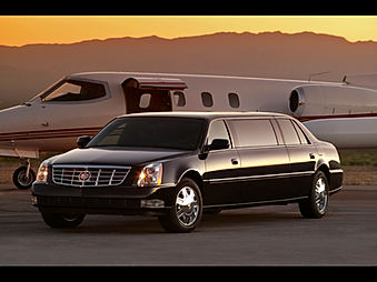 limousines with private driven