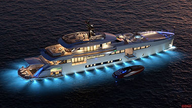 luxury yacht for sale or rental