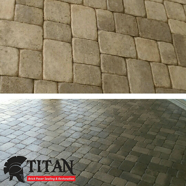 Paver sealing Jupiter Florida
