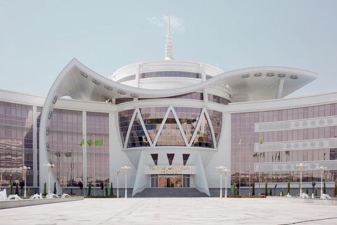 Technology Park and Local broker for Siemens, Broadsoft, Bouygues Telecom, Cisco, Huawei, Paessler, Sandvine LI and DPI products  Ashgabat, Turkmenistan - 2014