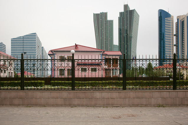 Bailanys-NAK Local broker for Alcatel Lucent LESS equipment Astana, Kazakhstan - 2014