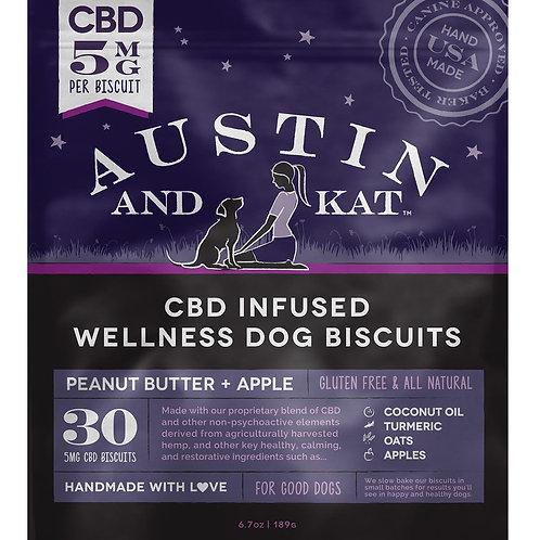 Austin And Kat 5mg Dog Treats