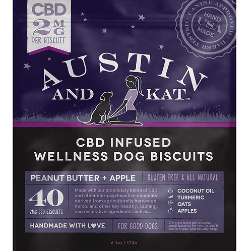 Austin And Kat 2mg Dog Treats