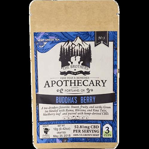 Brothers Apothecary CBD Buddha's Berry Tea