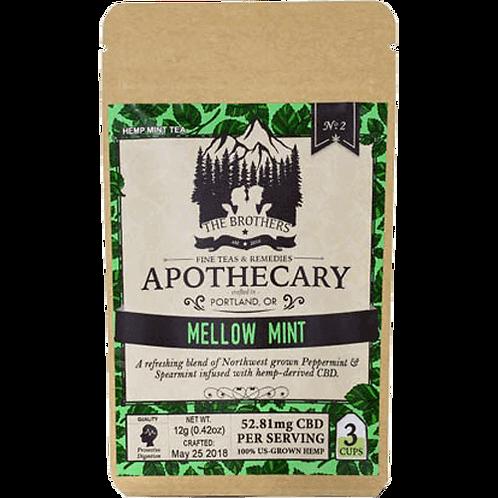 Brothers Apothecary CBD Mellow Mint Tea