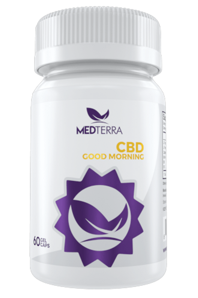 Good Morning CBD Supplement