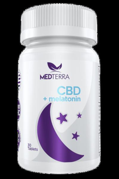 MedTerra Sleep Tablets