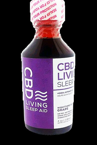 CBD Syrup Sleep Aid
