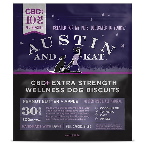 Austin And Kat 10mg Dog Treats