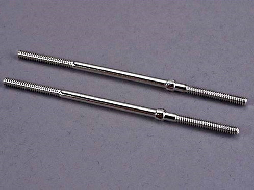 TRA2337 Traxxas Turnbuckles, 82mm (Stampede)(2)