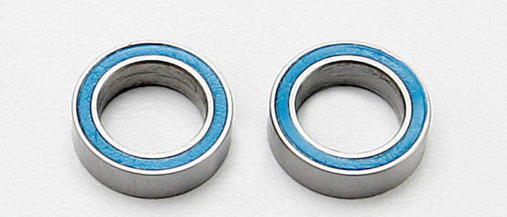 TRA7020 Traxxas 8x12x3.5mm Blue Rubber Sealed Ball Bearings (2)
