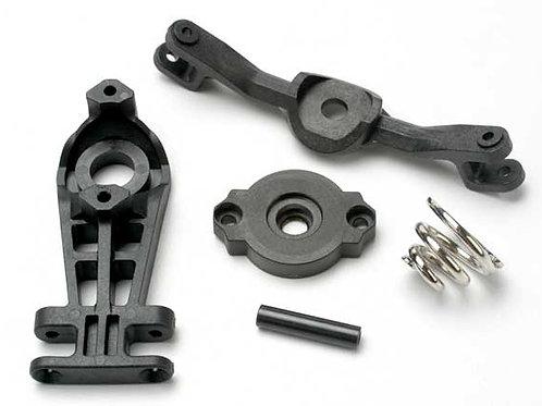 Traxxas Steering arm (upper & lower)/ servo saver/ servo saver spring/ steering