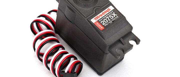 TRA2075X Traxxas Servo, Digital High-Torque Metal Gear Ball Bearing), Waterproof