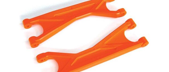 TRA7829T Traxxas Suspension arm, orange, upper (left or right, frontrear)
