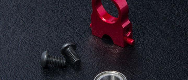 210341R MST FXX Alum. bearing holder (red)