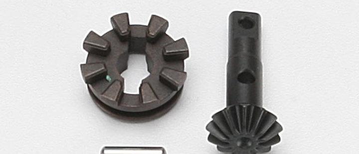 Traxxas Locking Differential Output Gear w/Differential Slider & 3x12mm Screwpin