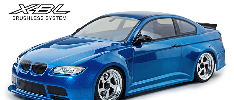 53316bl  MST RMX 2.0 1/10 2WD Brushless RTR Drift Car w/BMW E92 Body (Blue)