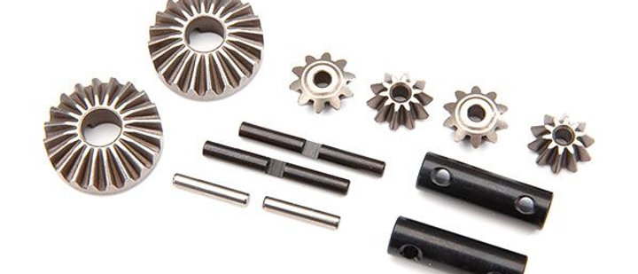 TRA8982 Traxxas Gear set, differential (