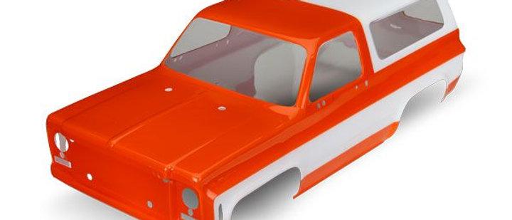 Traxxas 1979 Chevrolet Blazer Body - Orange