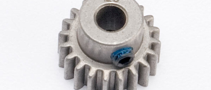 TRA5646 Traxxas Gear, 20-T Pinion (0.8 Metric Pitch, Compatible With 32-Pitch)