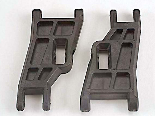 TRA3631 Traxxas Suspension arms, front (2) (heavy duty, cold weather material)
