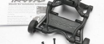 TRA5472 Wheelie bar, assembled (fits all 1/10th scale Revo trucks)