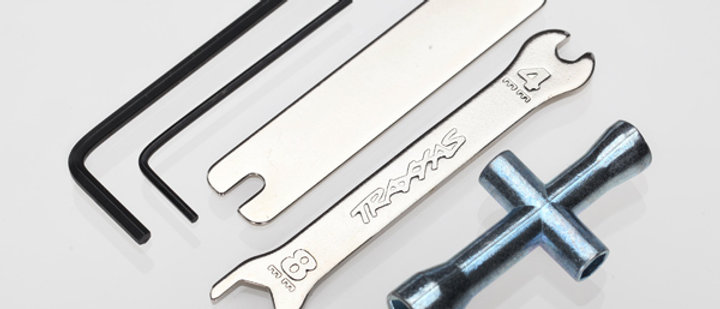 TRA2748X Traxxas 5 Piece Tool Set