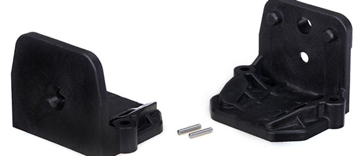 TRA7760 Traxxas Motor mounts (front and rear)/ pins (2)