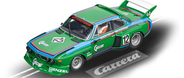 "30897 Carrera DIGITAL 132 BMW 3.5 CSL ""No.12"", 1976"