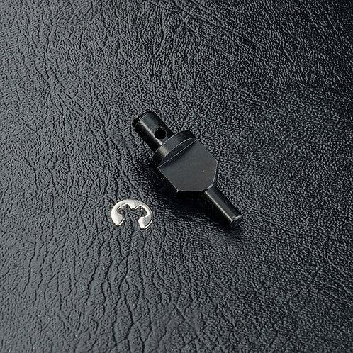 MST310116 RMX Steel quick-release bevel gear arbor