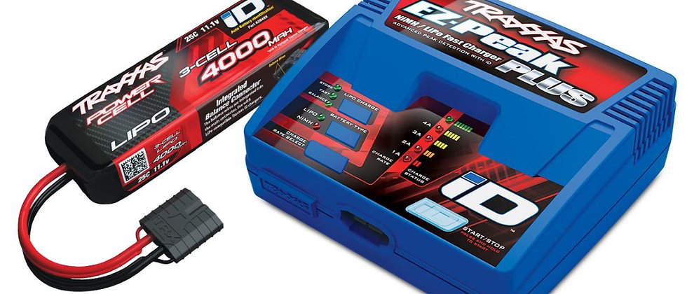 TRA2994 Traxxas EZ-Peak Multi-Chemistry Battery Charger (TRA2970)