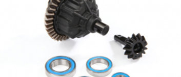 TRA8686 Differential, front or rear, complete (fits E-Revo® VXL)