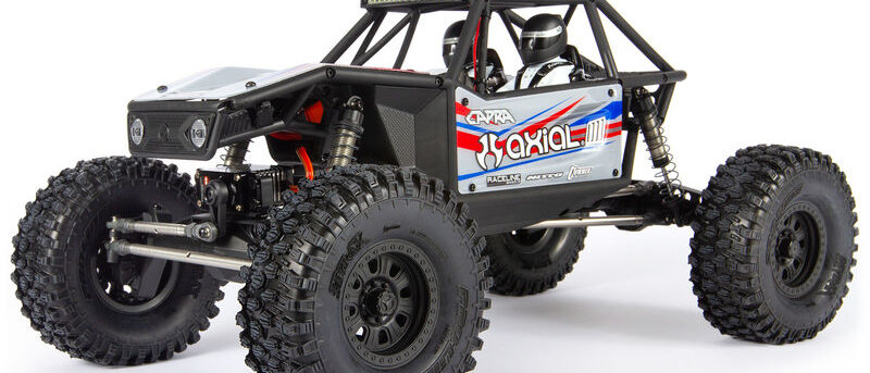 Axial 1/10 Capra 1.9 4WD Unlimited Trail Buggy Kit