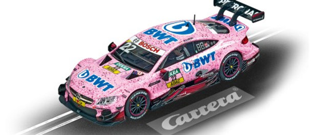 """30883 Carrera DIGITAL 132  Mercedes-AMG C 63 DTM """"L.Auer, No.22"""""""