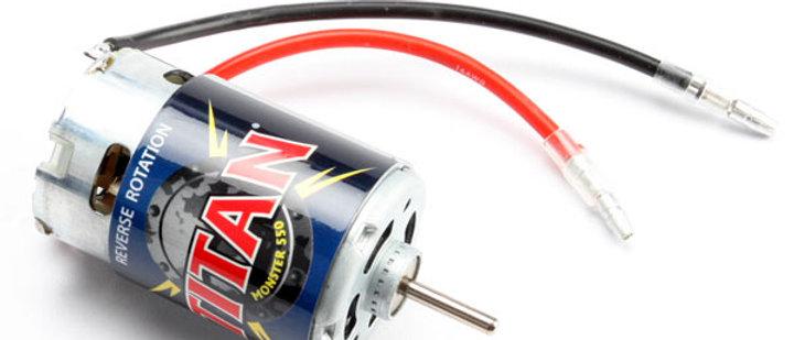 Tra3975R Motor, Titan® 550, reverse rotation (21-turns/