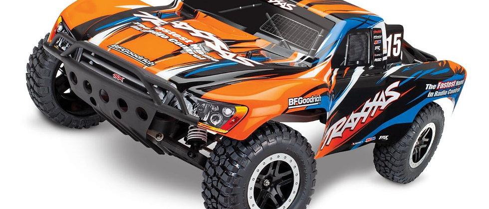 TRA58034 Orange X Traxxas Slash RTR 2WD XL-5