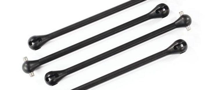 TRA8996a  Traxxas Driveshaft, steel -velocitym AXX (shaft only, 109.5mm) (4)