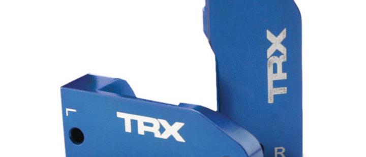 TRA3632A Traxxas L/R Aluminim Caster Blocks 30° (Blue)