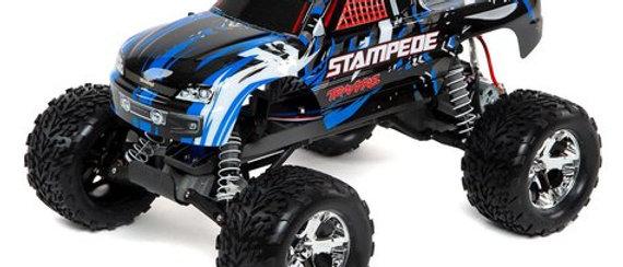 Traxxas Stampede 1/10 RTR Monster Truck (Blue) w/XL-5 ESC