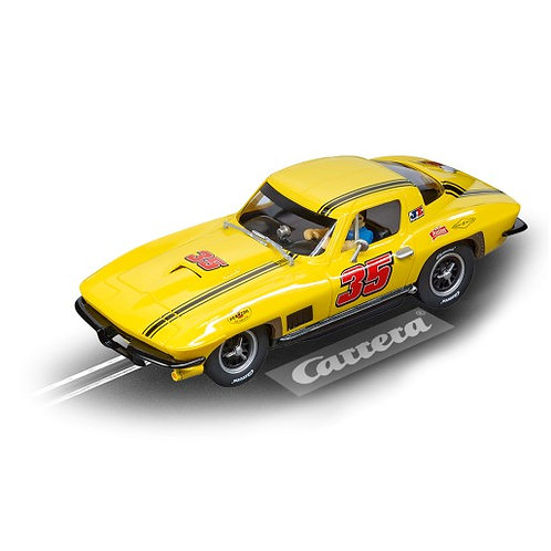 "30906 Carrera DIGITAL 132  Chevrolet Corvette Sting Ray ""No.35"""
