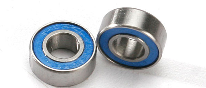 TRA5180 Traxxas 6x13x5mm Rubber Sealed Ball Bearing (2)