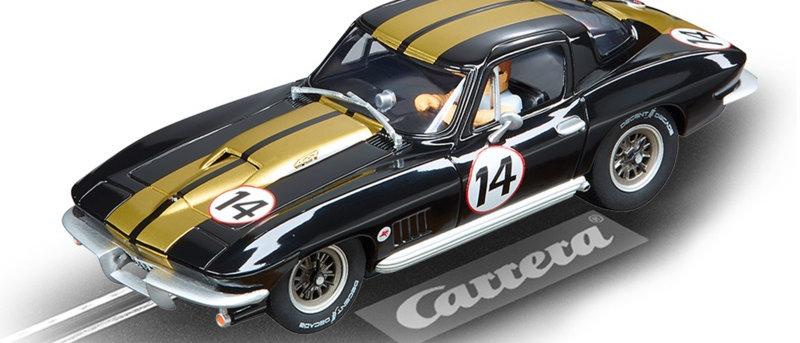 30689 Carrera 30689 digitale 1/32 Corvette Sting Ray