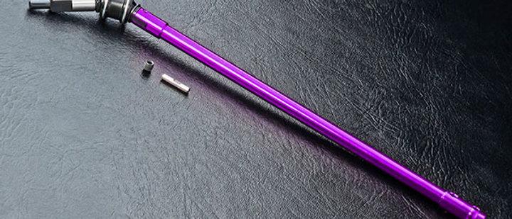 MST210244P FXX Strengthen high gear ratio rear drive shaft set (purple)