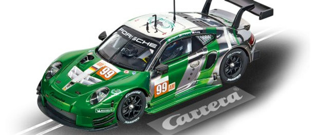 """30908 Carrera DIGITAL 132  Porsche 911 RSR """"Proton Competition, No.99"""""""