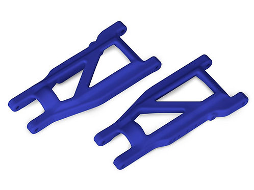 Traxxas Suspension arms, blue, front/rear (left & right) (2) )