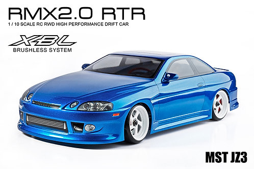 MST 533707B  RMX 2.0 RTR JZ3 (blue) (brushless)