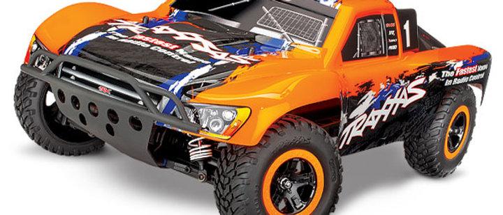 TRA68086-4 Traxxas Slash 4X4 Brushless 1/10 4WD RTR Short Course Orange