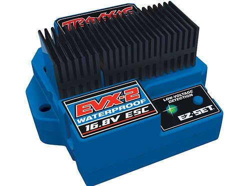 TRA3019R Traxxas EVX-2 Forward/Reverse Speed Control (Waterproof)