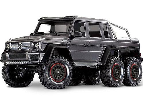 Traxxas Mercedes-Benz G 63 AMG TRX6 6x6 1/10 Crawler - Silver
