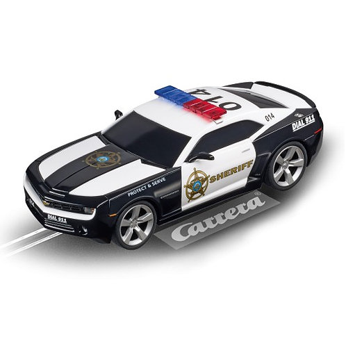 30756 Carrera DIGITAL 132 30756 Chevrolet Camaro Sheriff